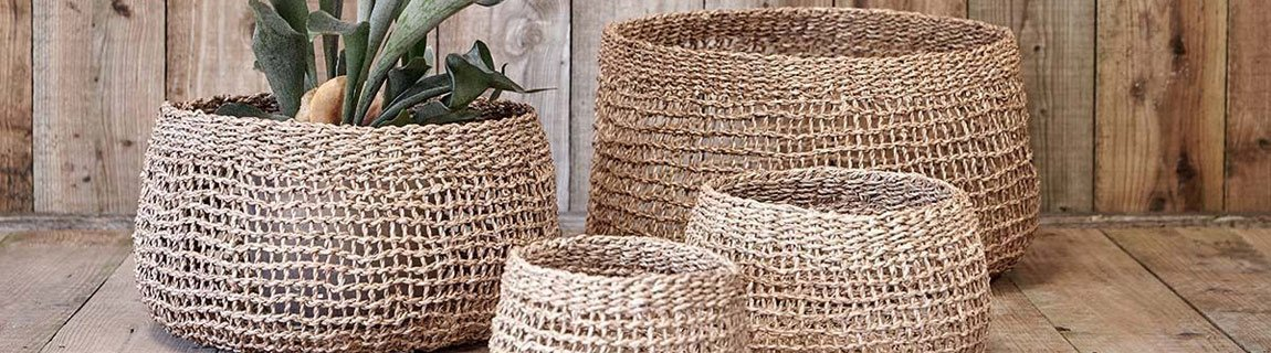 Decoration baskets