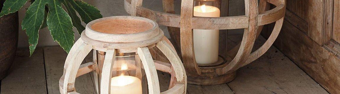 Lanterns - Pots