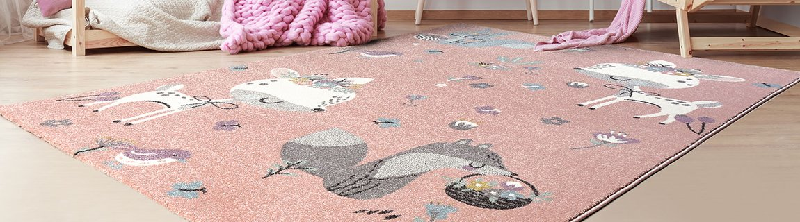 Carpets of desired dimension