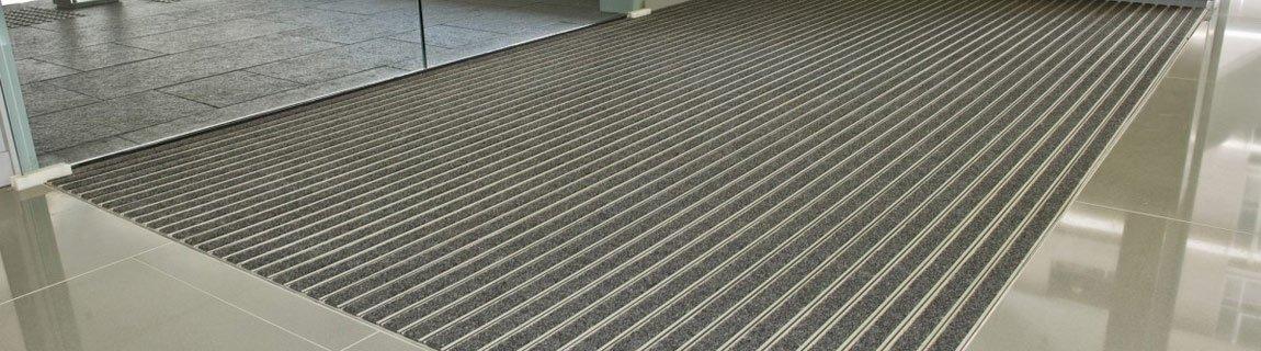 Aluminium doormats