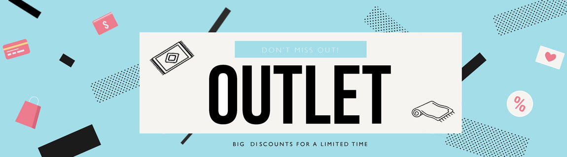 Outlet 50% - 70%