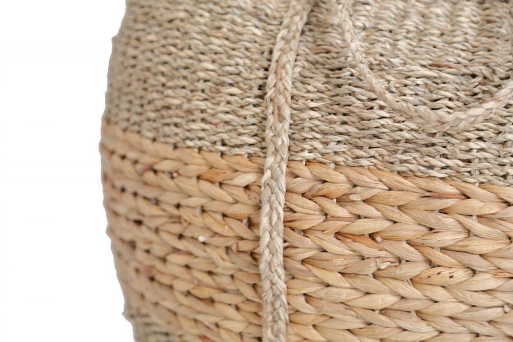Mokan basket with handles l