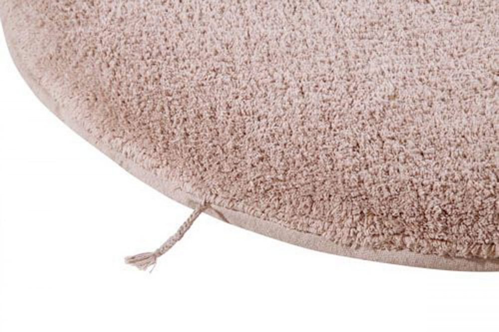 Lorena canals cushion pouffe sleepover lou vintage nude