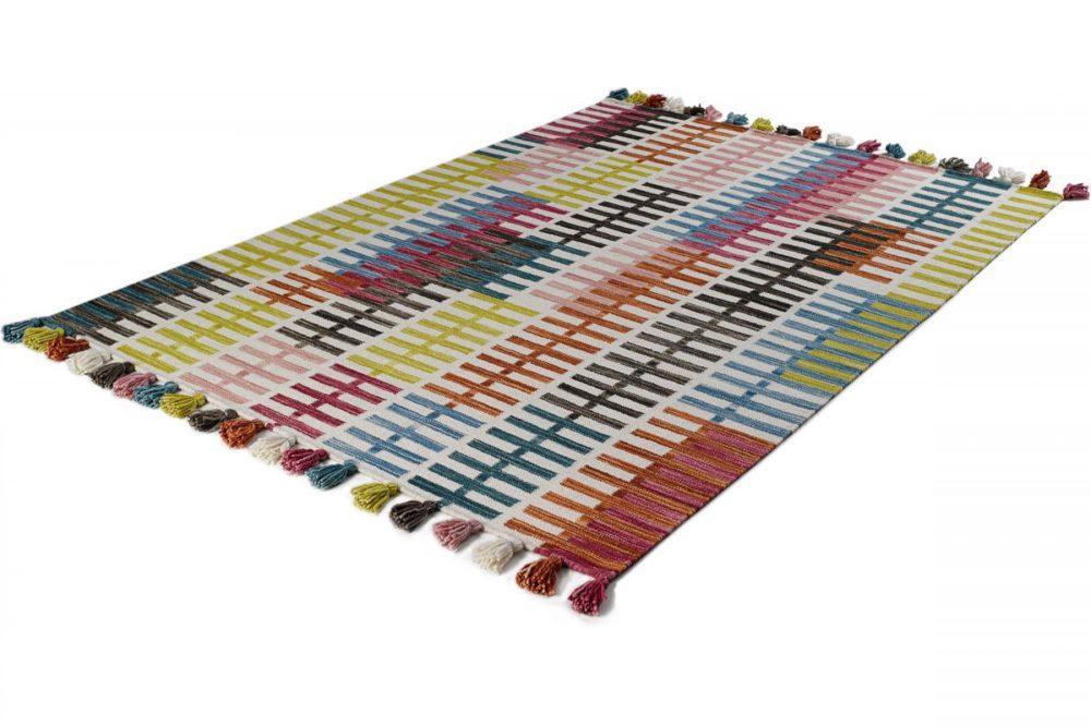 Jacaranda woolen kelim