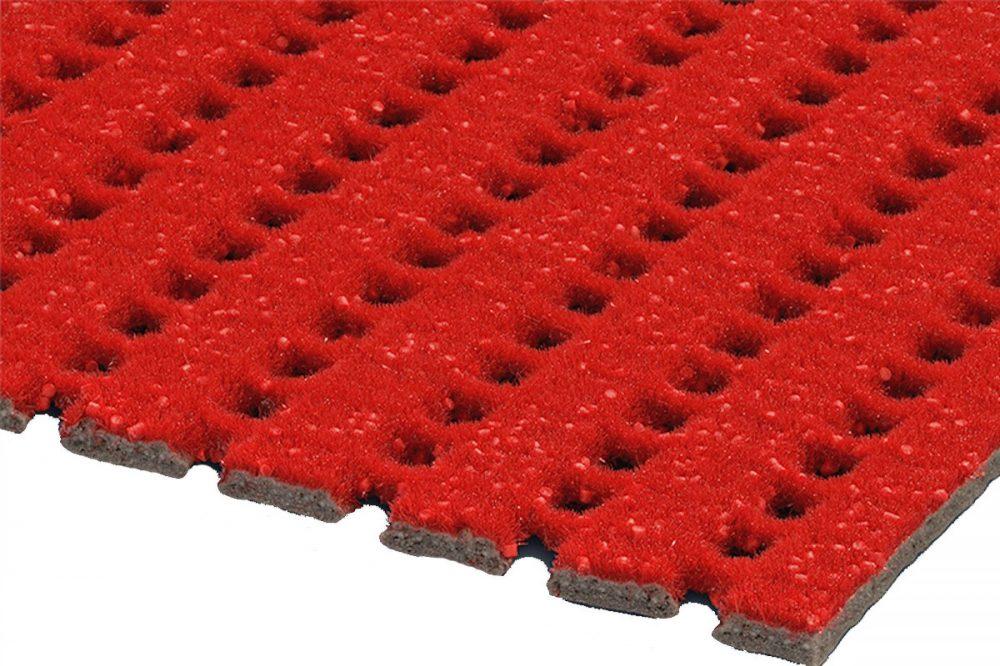 Αντιολισθητικός διάδρομος soft mat πισίνας
