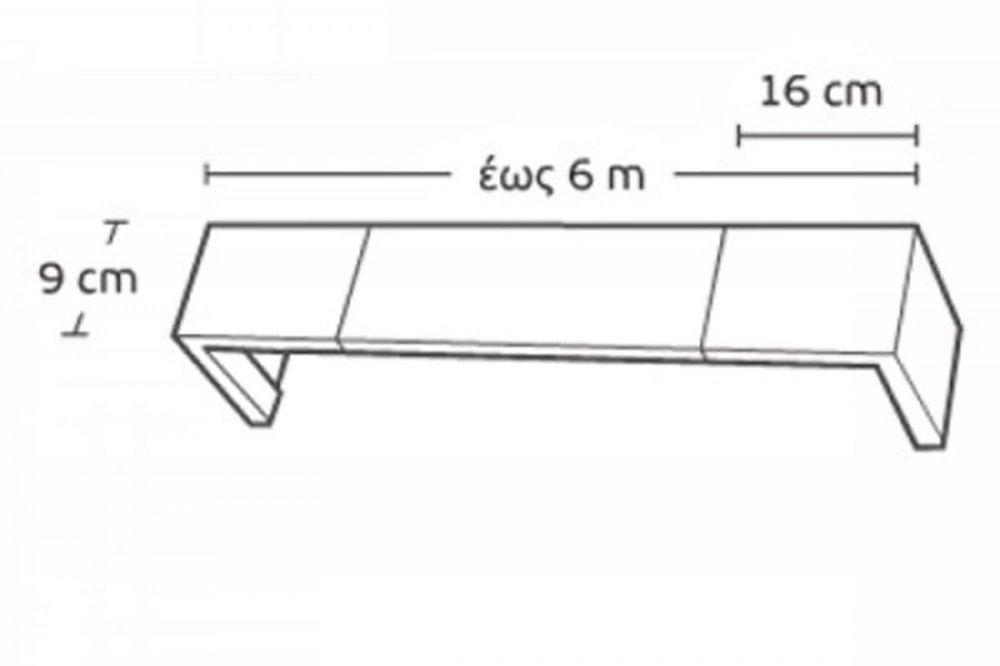 Μετώπη αϊβορι καστάνια Ν.201