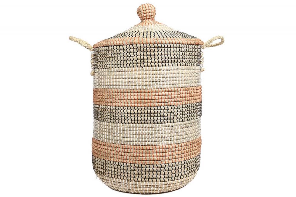 Καλάθι άπλυτων tortilla 43/33x65