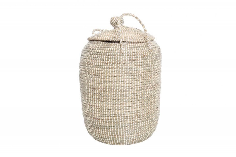Tortilla basket with cap l Ø43x70