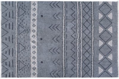 ecarpets Lorena canals woolable rug lakota night medium
