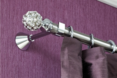 ecarpets Κουρτινόξυλο diamond Φ25
