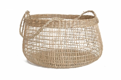 ecarpets Wevon basket with handle l 25x28x25/44
