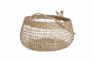 ecarpets Wevon basket with handle m 23x29x19/34