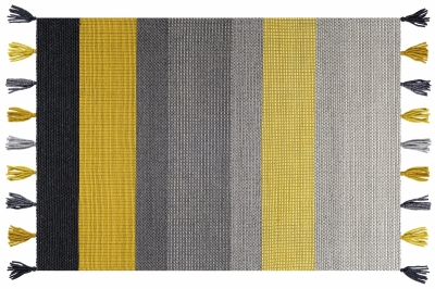 ecarpets Plex grey yellow