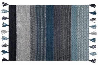 ecarpets Plex grey turquoise