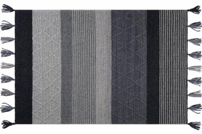 ecarpets Plex grey black