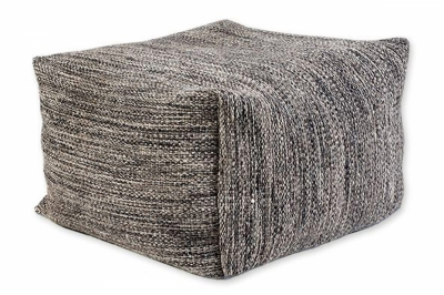 ecarpets Biento woolen pouf