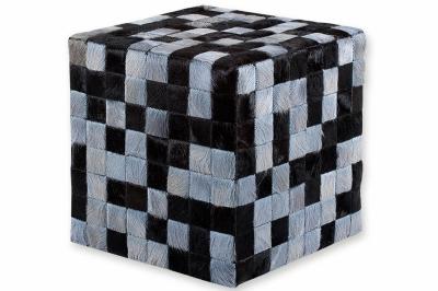 ecarpets Cow skin cube