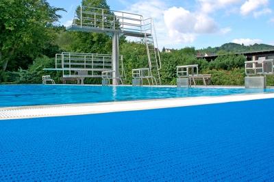 ecarpets Αντιολισθητικός διάδρομος soft mat πισίνας