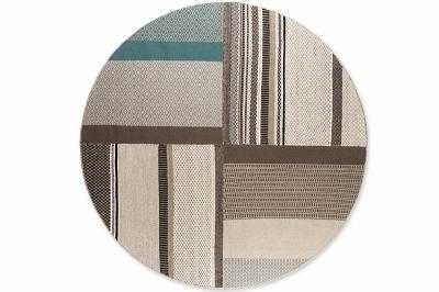 ecarpets Ios woolen kelim round