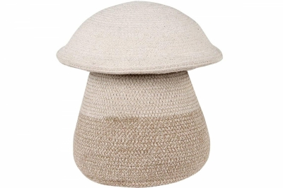 ecarpets Lorena canals basket mama mushroom 33x38