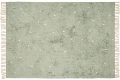 ecarpets Little dutch dot pure mint