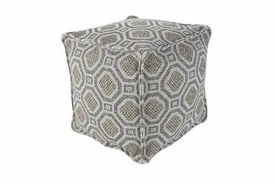 ecarpets Πουφ Kasbah 50x50x50