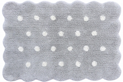 ecarpets Lorena canals mini biscuit pearl grey