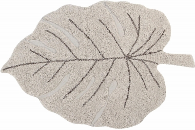 ecarpets Lorena canals monstera natural