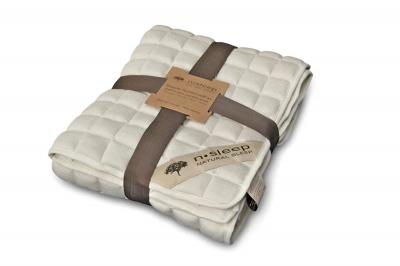 ecarpets Προστατευτικό στρώματος καπόκ 90x200x1