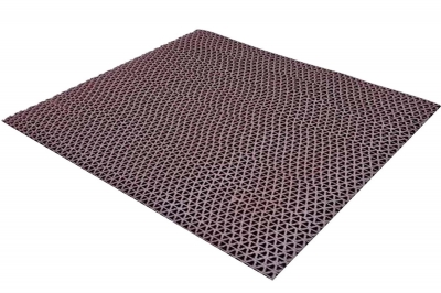 ecarpets Διάδρομος zig zag brown 5mm