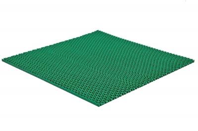 ecarpets Διάδρομος zig zag green 5mm