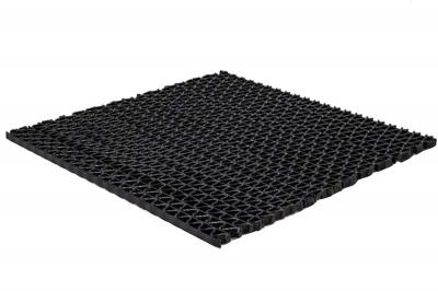 ecarpets Διάδρομος zig zag black 8mm