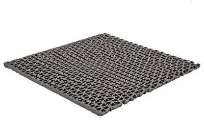 ecarpets Διάδρομος zig zag grey 8mm