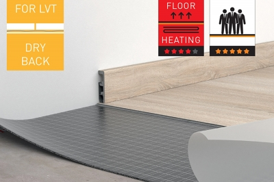 ecarpets Υπόστρωμα αυτοκόλλητο LVT Fastlay