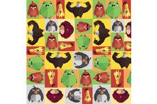 ecarpets Angry birds