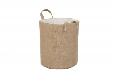 ecarpets Lilly basket with handles l Ø36x52