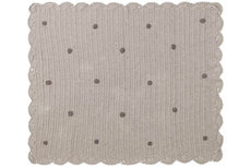 ecarpets Lorena canals crochet galleta gris grey