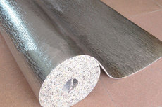 ecarpets Υπόστρωμα μοκέτας με φίλμ αλουμινίου