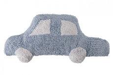 ecarpets Lorena canals cushion coche azul