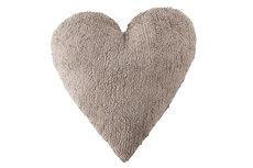 ecarpets Lorena canals cojin corazon lino
