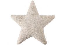 ecarpets Lorena canals cushion estrella crema
