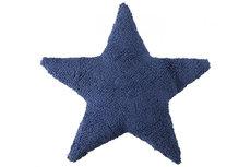 ecarpets Lorena canals cushion estrella marino 50x50