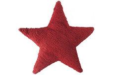 ecarpets Lorena canals cushion estrella roja 50x50