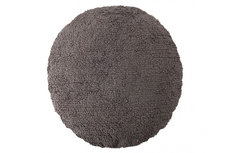 ecarpets Lorena canals cushion topo gris oscuro