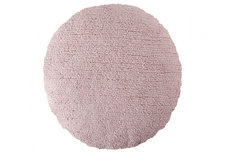 ecarpets Lorena canals cushion topo rosa 50x50
