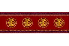 ecarpets Αετός-εκκλησιαστικός διάδρομος