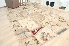 ecarpets Ethnik Patchwork