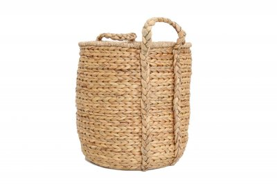 ecarpets Great britain basket with handles Ø40x55