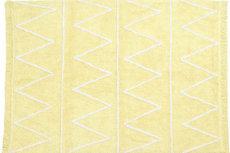 ecarpets Lorena canals hippy yellow