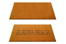 ecarpets Κοκοφοίνικας με λογότυπο 17mm